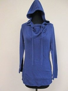 Athleta Solid Hooded Sweater
