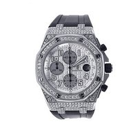 Audemars Piguet Audemars Piguet Royal Oak Offshore Black Rubber Strap
