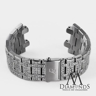 Audemars Piguet Diamond Bracelet For Audemars Piguet Royal Oak Offshore Ct Stainless