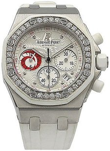 Audemars Piguet Ladies Audemars Piguet Royal Oak Off Shore Alinghi Limited Edition 26076sk.zz.d0