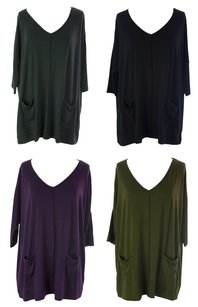 August Silk Womens Tunic
