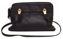 Aurielle Carryland Satchel in Black