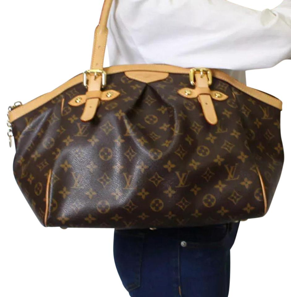 Auth Louis Louis Vuitton Tivoli GM Shoulder Bag Hand Bag