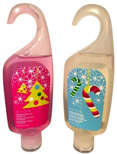 Avon Set of 2 - Special Edition Avon Shower Gel