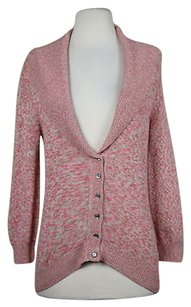 Baby Bella Maya Womens Red Cardigan Med Cotton Jacket Sweater