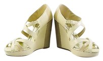 Baby Phat Good Womens Nbw beige Platforms