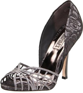 Badgley Mischka ANTMET (Metallics) Pumps