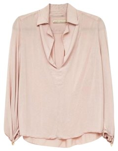 Balenciaga Womens Long Top Rose