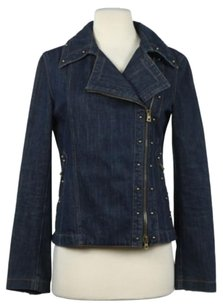 Bally Womens Jean Womens Jean Jacket
