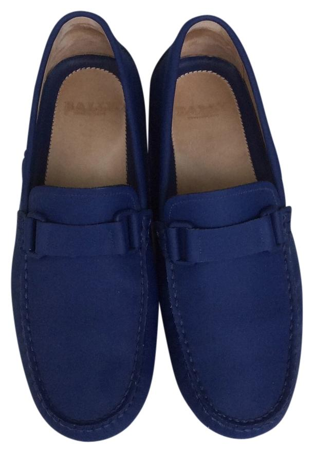 BALLY MEN LOAFERS.