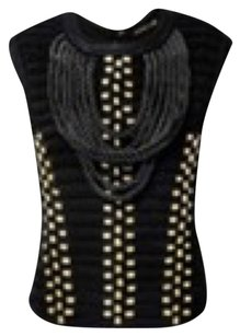 Balmain x H&M Braided Black 4 Top