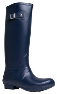 Bamboo Blue Boots