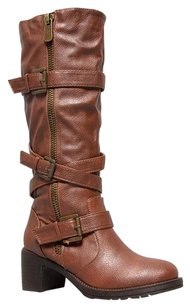 Bamboo Brown Boots