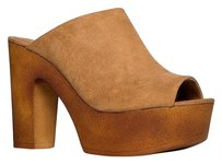 Bamboo Heels-and-pumps Beige Sandals