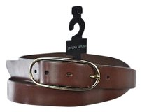 Banana Republic Banana Republic Womens Brown Belt Width Leather