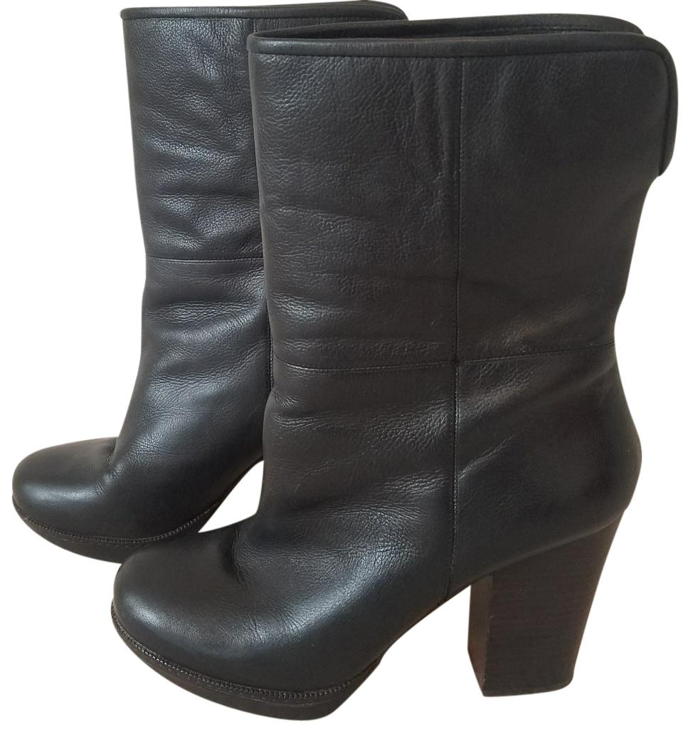 9011eba8fcd Banana Republic Leather Ankle Boots Booties Size US 8.5 8.5 8.5 Regular (M