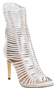 BCBG Paris Light Grey Sandals