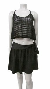 BCBGeneration Bcbg Generation Sash Mini Skirt Black