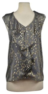 BCBGeneration Womens Top Gray