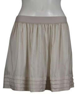 BCBGMAXAZRIA Bcbg Maxazria Womens Skirt Cloud Gray