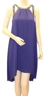 BCBGMAXAZRIA short dress ORIENT BLUE Bcbg on Tradesy