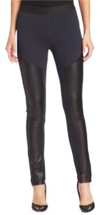 BCBGMAXAZRIA black, navy Leggings