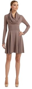 BCBGMAXAZRIA short dress Longsleeve Wool on Tradesy