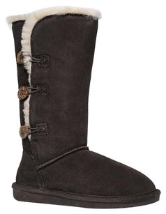 Bearpaw Closed-toe Brown Boots