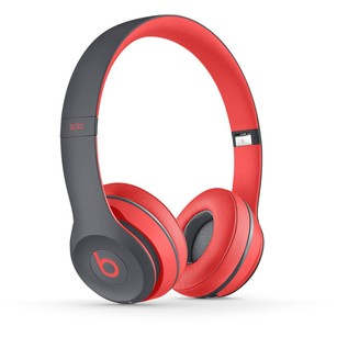 Beats By Dre Beats Solo2 Wireless Headphones Active Collection Siren Red