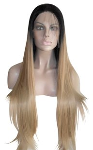 Beauty Treasures Ombre Beauty Full Lace Front Wig 20-24 inches long, medium cap.