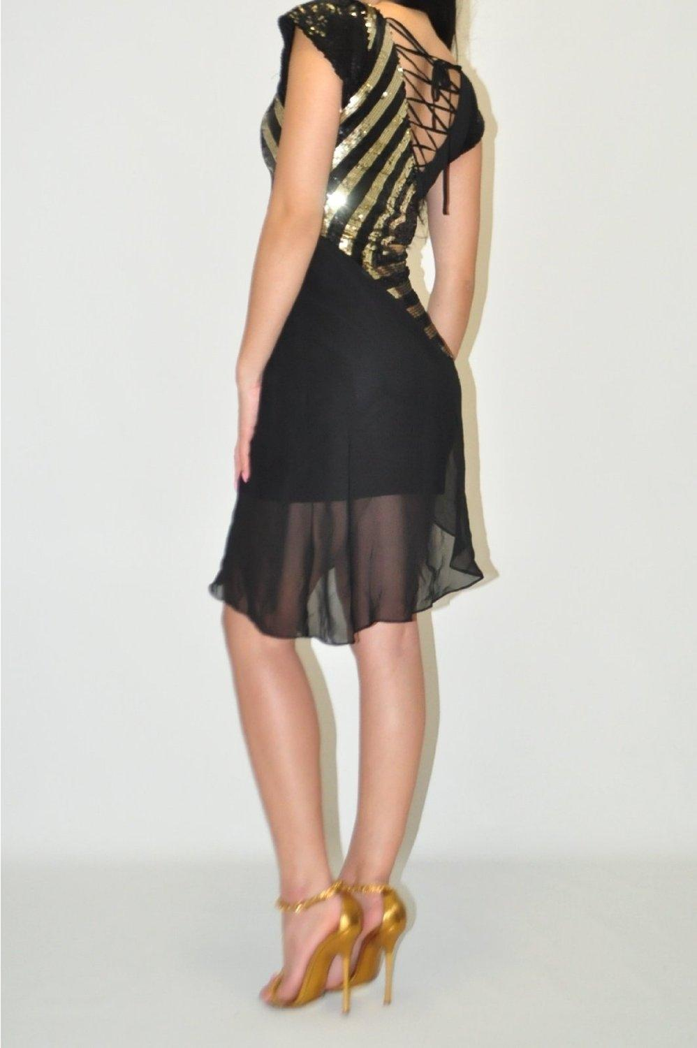 High Low Cocktail Dress