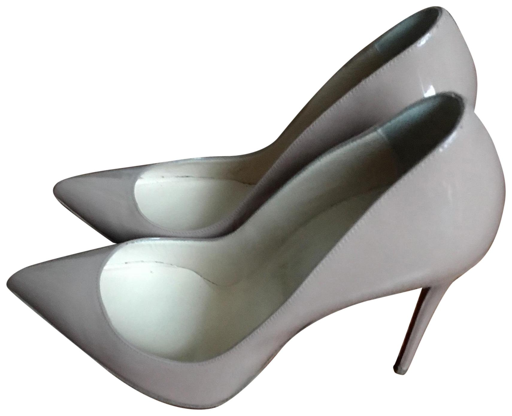 df3dd806ad7 Beige Pigalle Pigalle Pigalle Follies Patent Leather Pumps Size US 8 ...