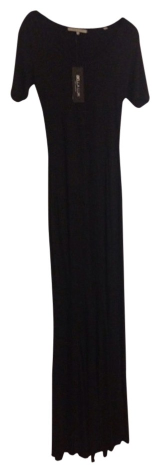 Bella Luxx Black Maxi Dress