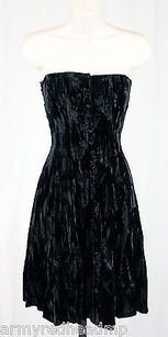 Betsey Johnson Velvet Dress