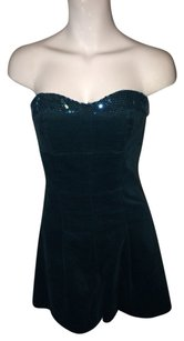 Betsey Johnson Romper Sequin Dress