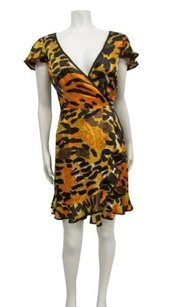 Betsey Johnson Abstract Dress