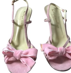 Bettye Muller sling backs Pink Pumps