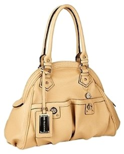 Big Buddha Addison Satchel in Tan