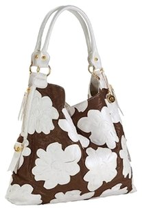 Big Buddha Thalia Tote in White