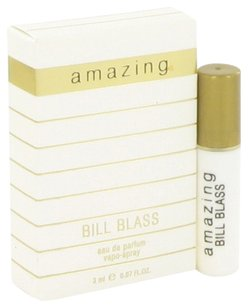 Bill Blass AMAZING by BILL BLASS ~ Women's Vial Spray (Sample) .07 oz