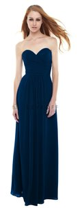 Bill Levkoff Navy Style 165 Dress