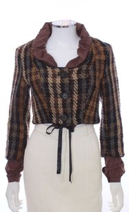 Billy Reid Handmade Stylish Brown Jacket