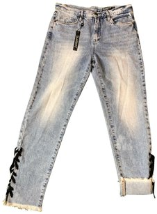 BlankNYC Capri/Cropped Denim