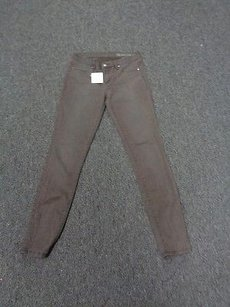 BlankNYC Copper Brown Cotton Blend Casual Low Rise Skinny Fit 27 Sm7258 Skinny Jeans