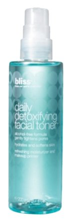 Bliss Bliss daily detoxifying facial toner