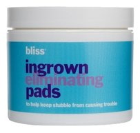 Bliss bliss ingrown eliminating pads 50 Pads - to help keep stubble from causing trouble!