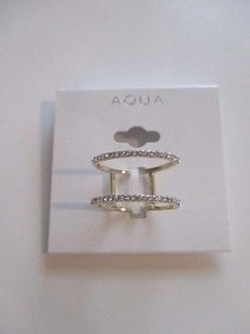Bloomingdale's Bloomingdales Aqua Dual Pav Bar Ring In Stores Now Lot Of
