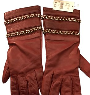 Bloomingdale's Women's leather gloves