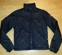 Body Glove Black Quilted Lightweight Coat