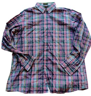 Boston Traders Button Down Shirt Pink